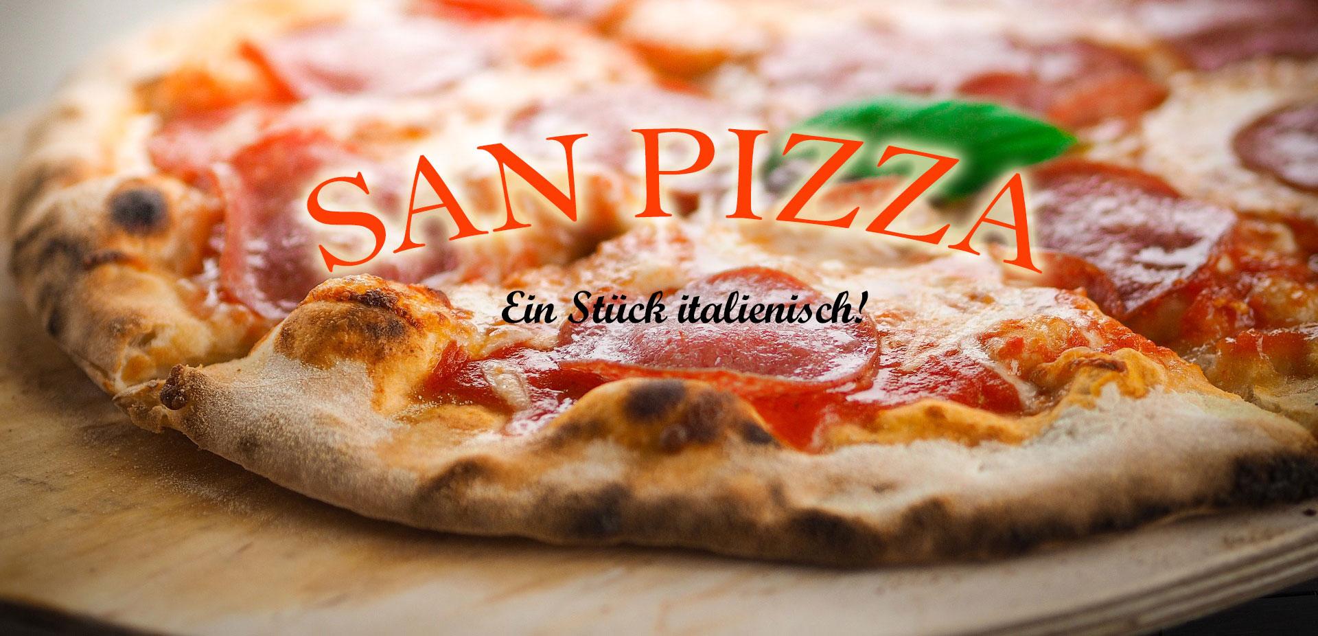 San pizza ihr lieferservice in bonn endenich for Lieferservice bonn